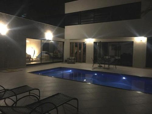 casa de alto padrão com 5 suítes à venda em condomínio fechado - atibaia/sp - ca0502