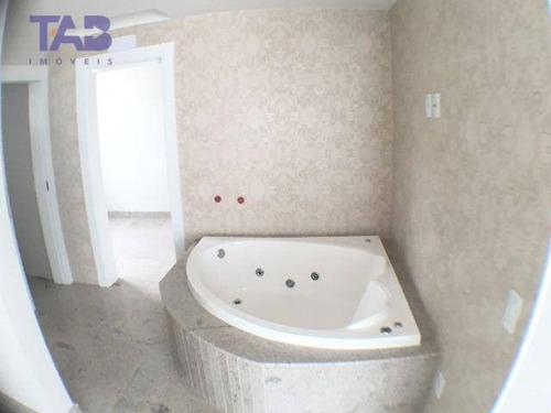 casa de alto padrão condomínio praia brava - ca0002