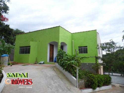casa de alto padrão em arujá - bairro nobre - 338