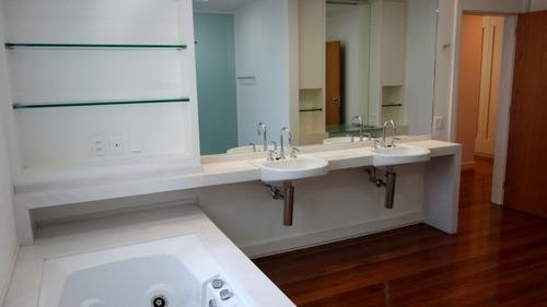 casa de alto padrão em condomínio fechado no alto da boa vista - 345-im304798