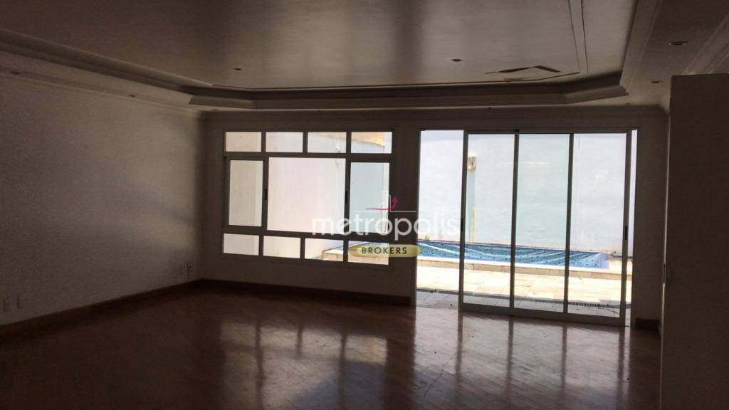 casa de alto padrão em condomínio fechado à venda por r$ 1.500.000 - mauá - são caetano do sul/sp - ca0440