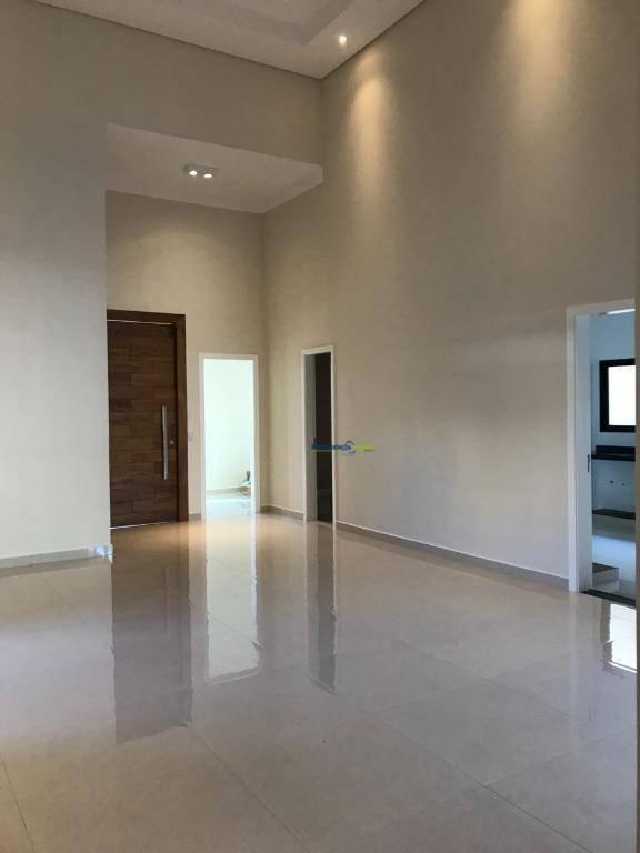 casa de alto padrão, em condomínio à venda, parque residencial damha v, são josé do rio preto. - ca2037