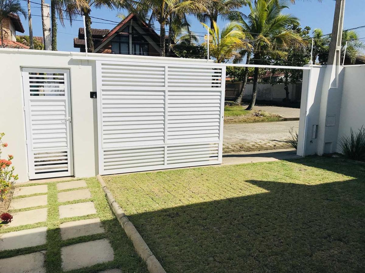 casa de alto padrão no cibratel, piscina e churrasqueira - v1054