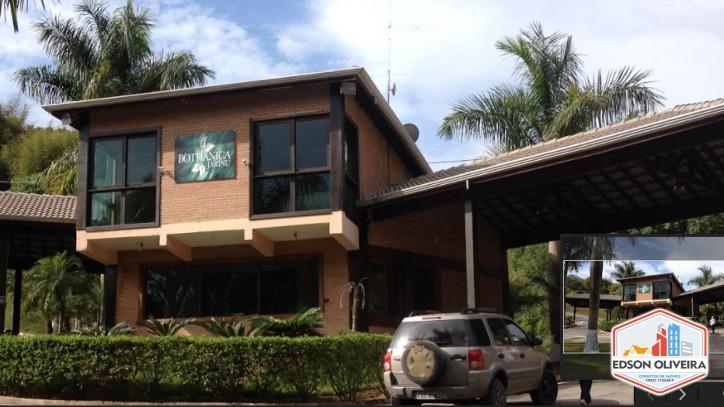 casa de alto padrão no condomínio bothânica - jarinu sp