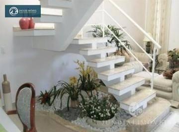 casa de alto padrão no condomínio village das flores, em jundiaí. - ca2772