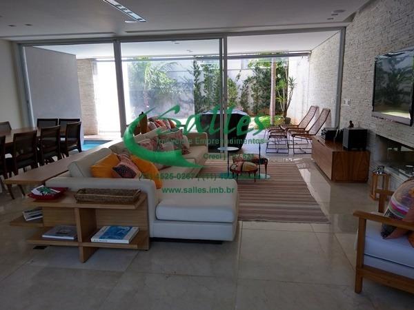 casa de alto padrão no reserva da serra em jundiaí - 3696