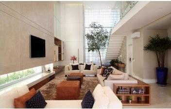 casa de alto padrão no residencial alphaville 0 - 10033