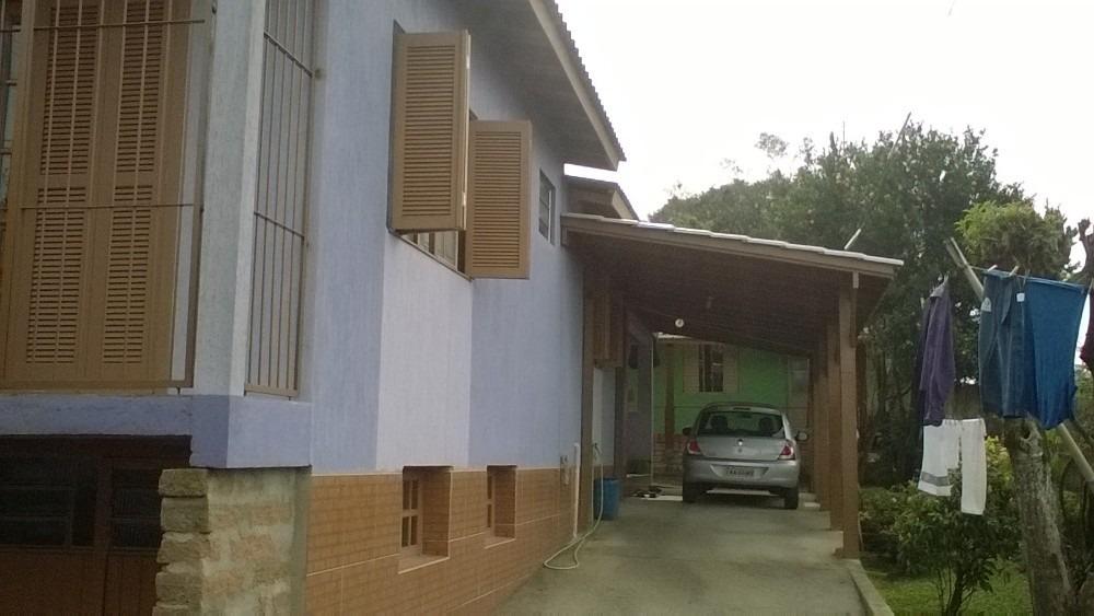 casa de alvenaria mobiliada