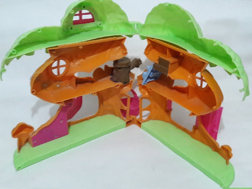casa de árbol plegable