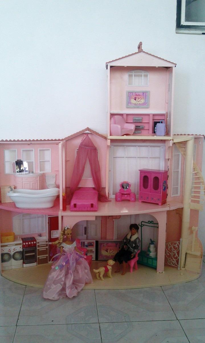 Casa de barbie 2 niveles 2 en mercado libre - Categoria a3 casa ...