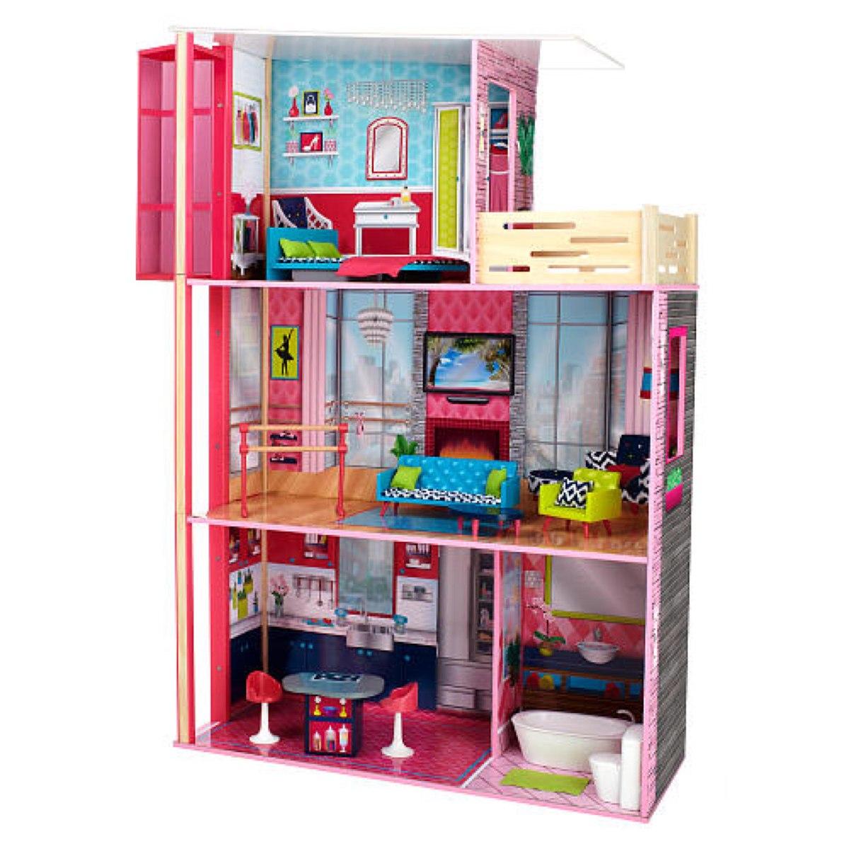 Casa De Barbie Imaginarium - $ 90.000 en Mercado Libre