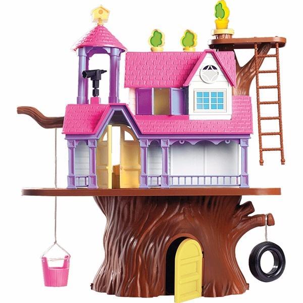 Casa de boneca casa na rvore brincando de casinha r 199 00 em mercado livre - Minibar da casa ...