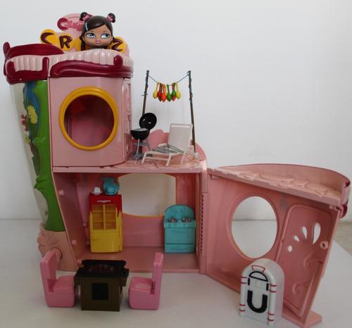 casa de bratz baby crybz
