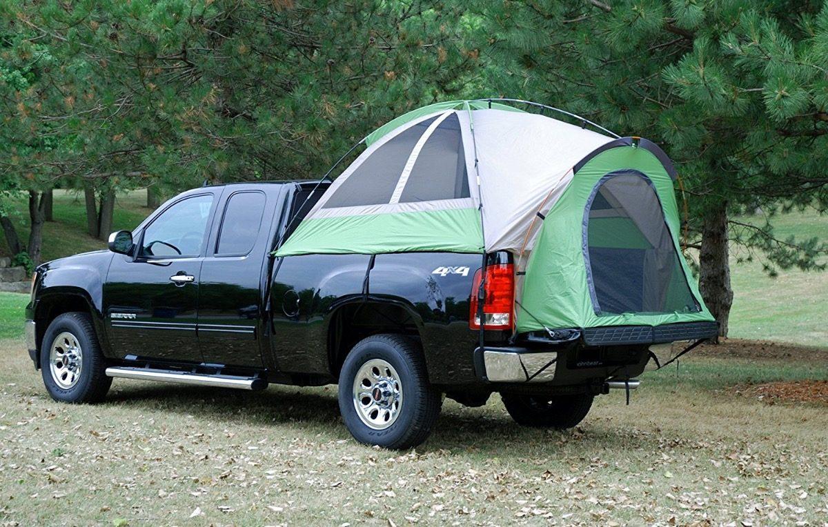 Casa De Campa 241 A Para Camioneta Cami 243 N Napier Importada U