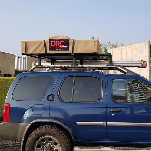 casa de campaña para techo 3 personas roof tent campismo