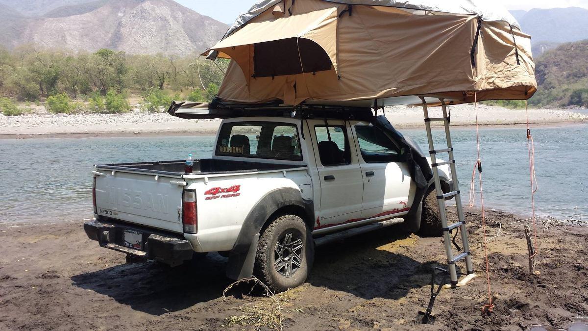 Camper Shell Camping >> Casa De Campaña Para Techo Jeep (roof Tent/ Rooftop ...
