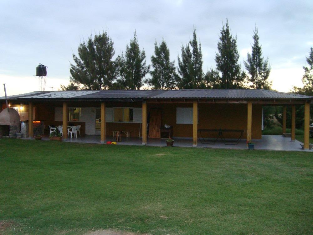 casa de campo alquiler temporario,cena romantica y eventos.