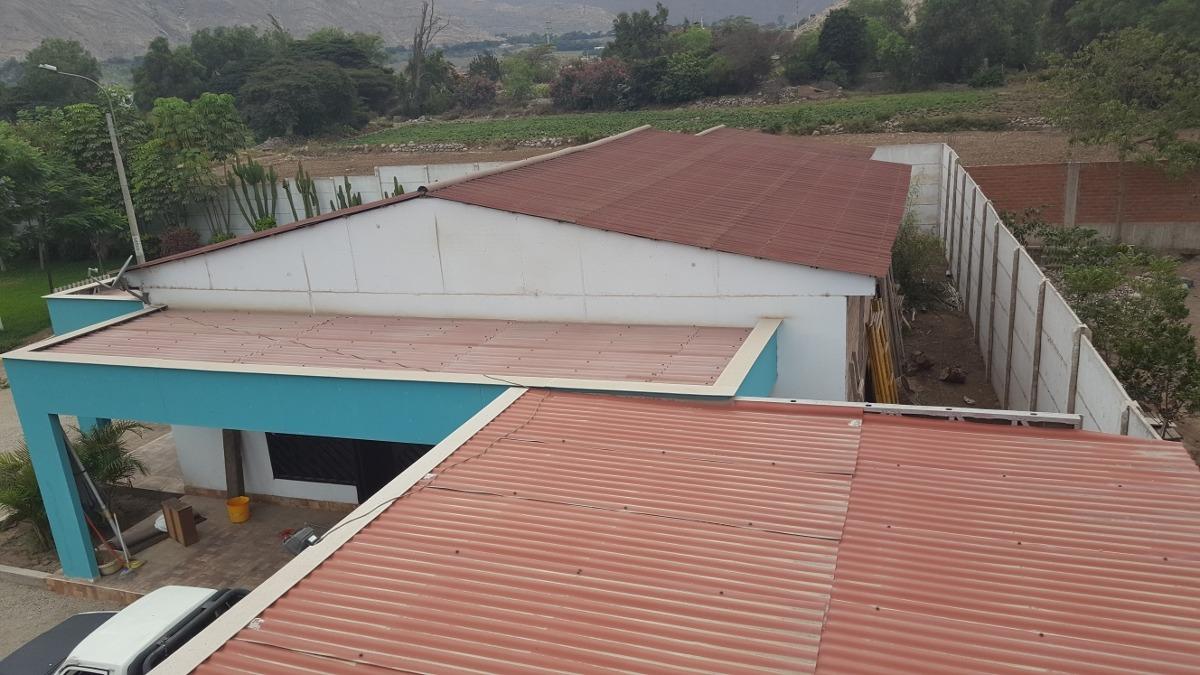 casa de campo area 1820 m2 $ 120 m2