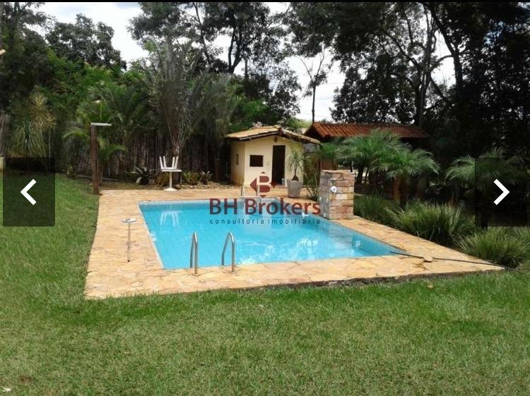 casa de campo com piscina prox. ao alphaville. - 14407