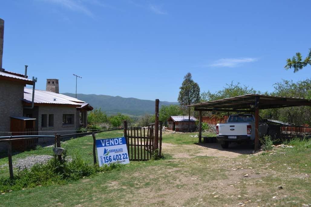 casa de campo de 6ha en casa grande, córdoba.
