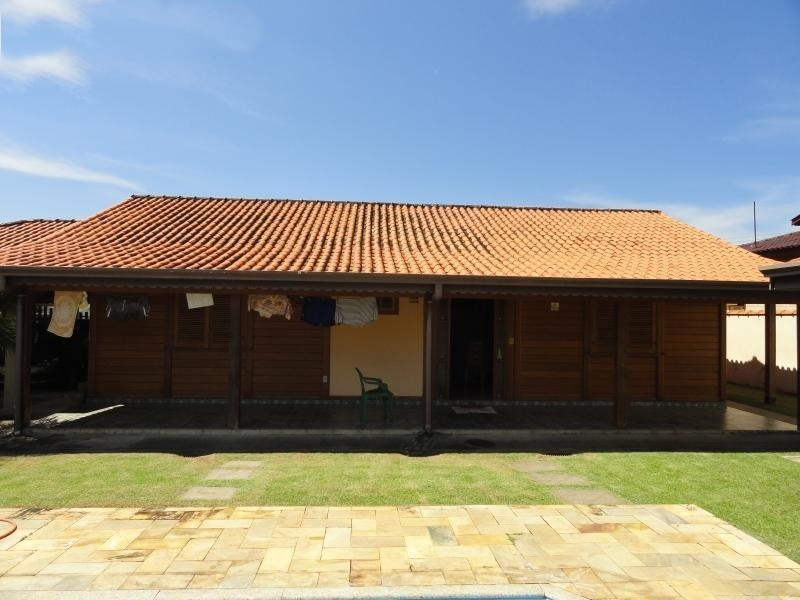 casa de campo em condominio - 300m² - terreno 2.000m² -iperó
