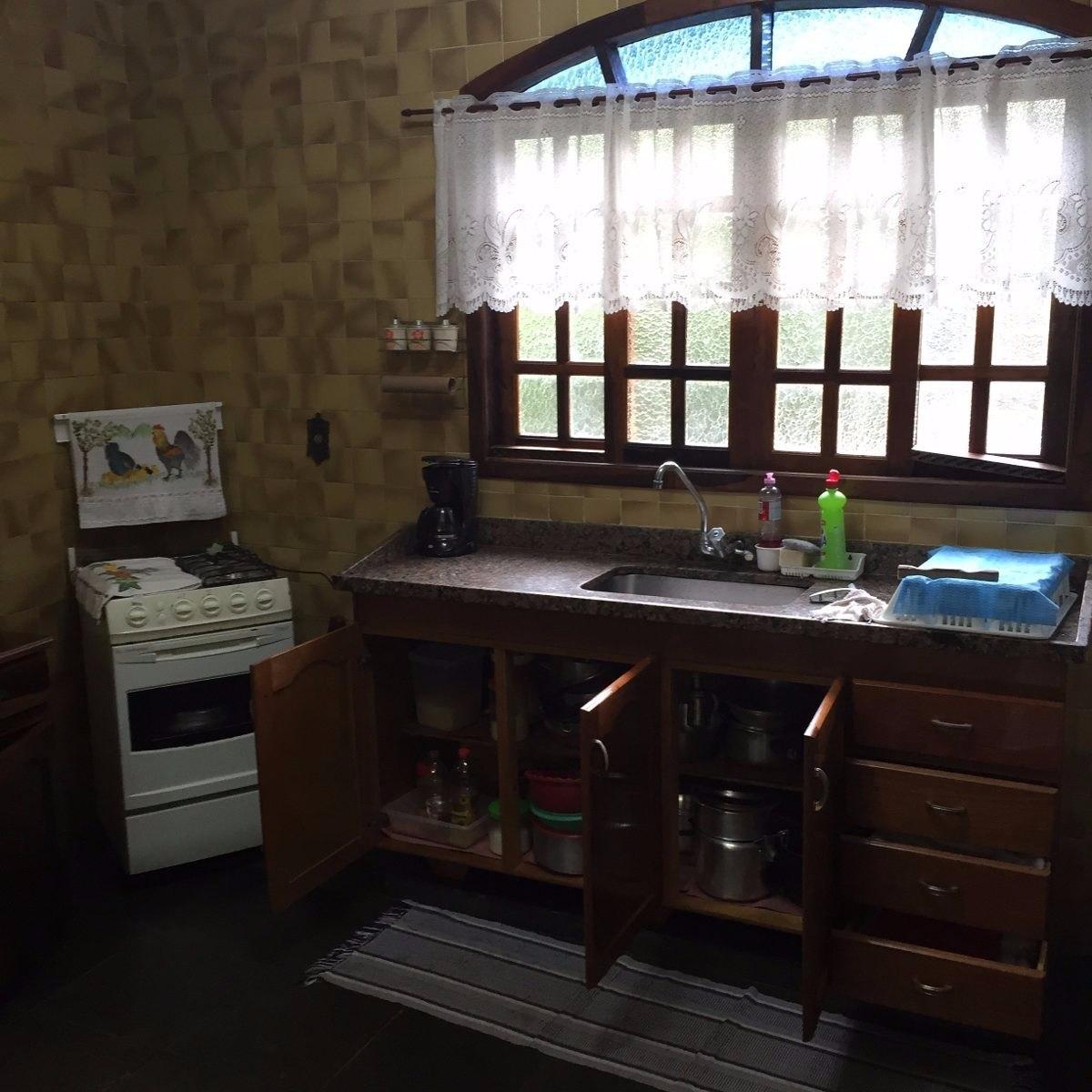 casa de campo em condomínio fechado