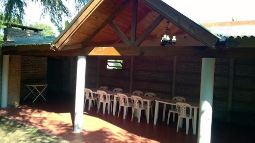 casa de campo en cañuelas turismo descanso eventos