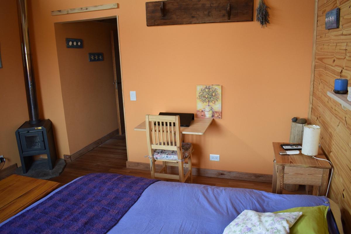 casa de campo en la patagonia esteparia (el doradillo)