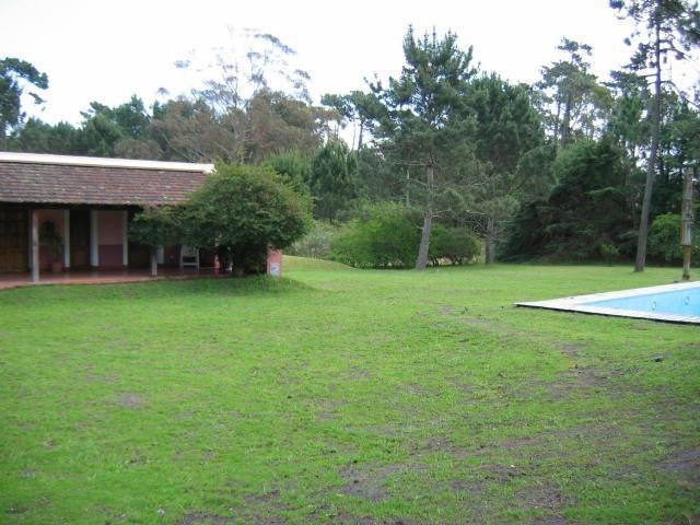casa de campo en punta del este