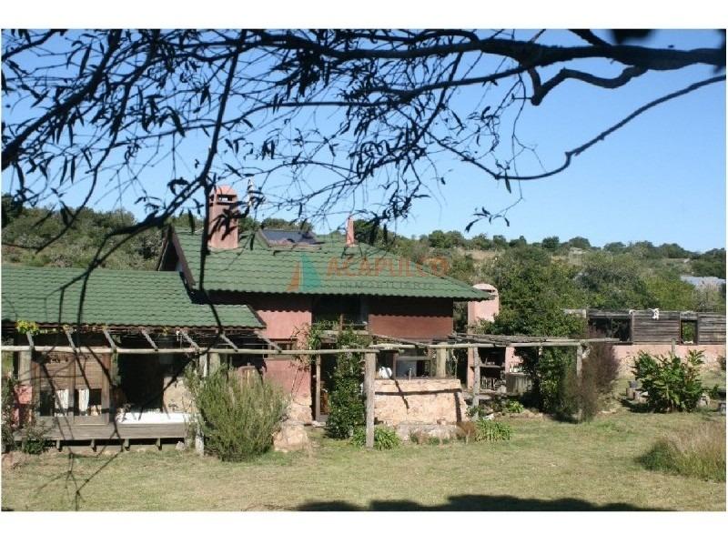 casa de campo en ruta 12  5  hás pueblo eden - ref: 2992