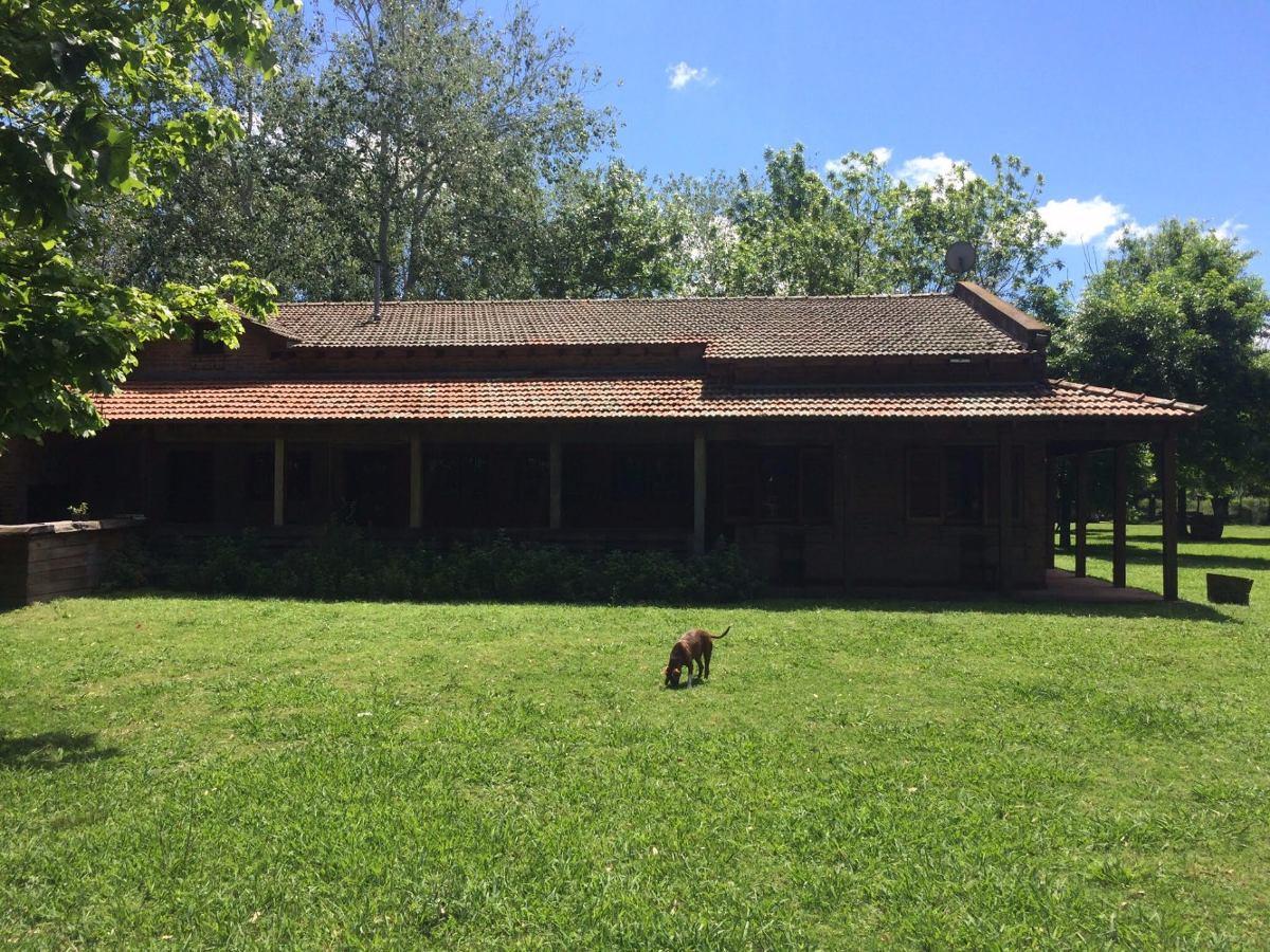 casa de campo quinta lima zarate alquiler por fin de semana