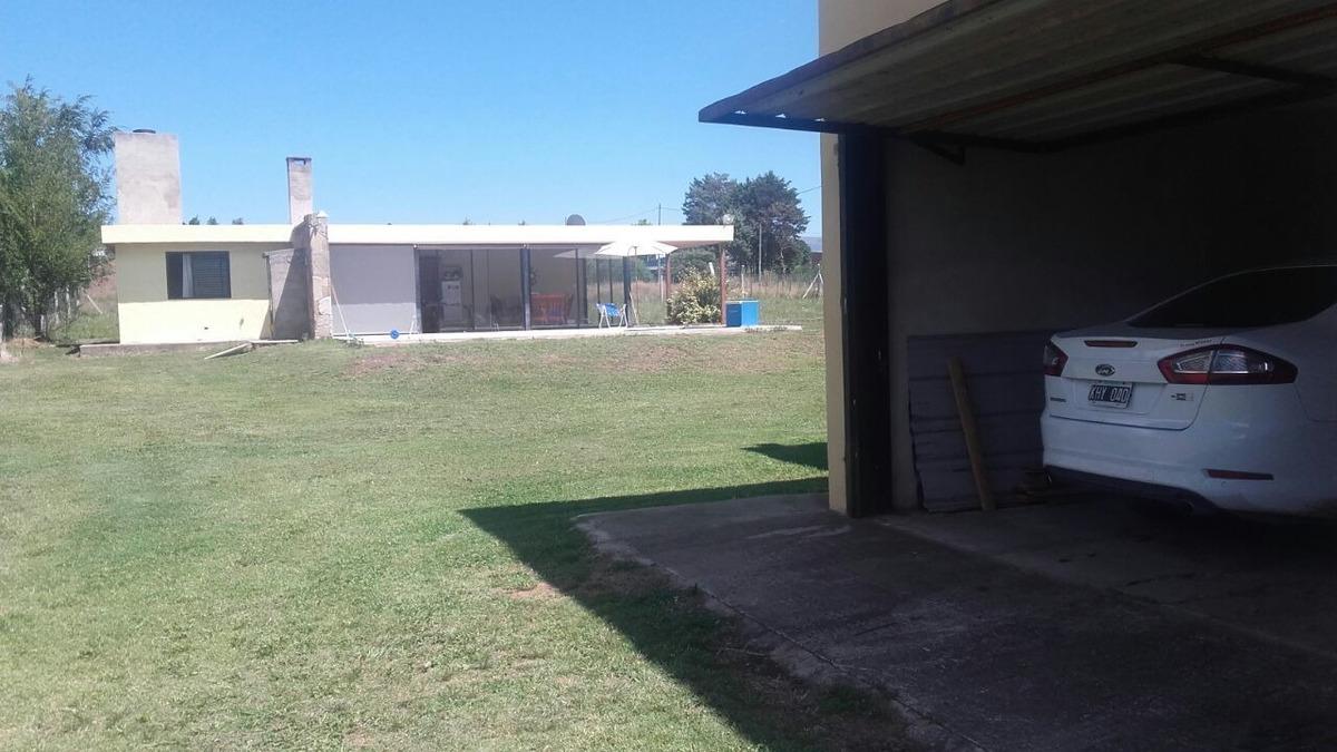 casa de campo-sierras de córdoba - excelente oportunidad!!