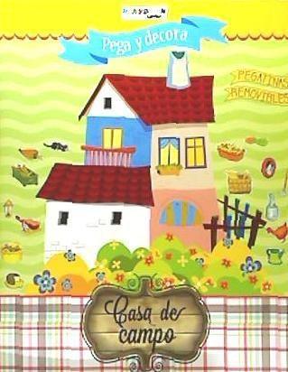 casa de campo(libro infantil y juvenil)