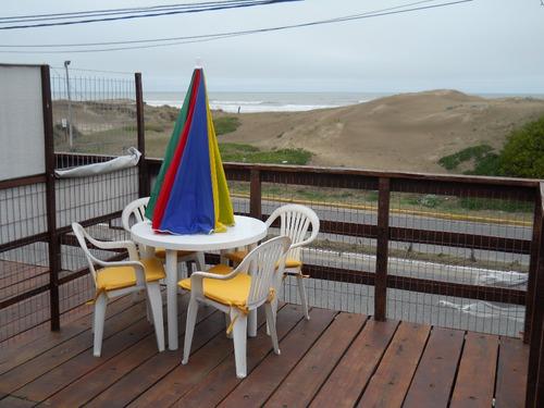 casa de categoria frente al mar 10 personas