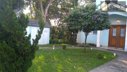 casa de condomínio a venda - eco park lagos i - 5 dms - mogi - v759