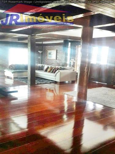 casa de condomínio arujá country club  ref.295
