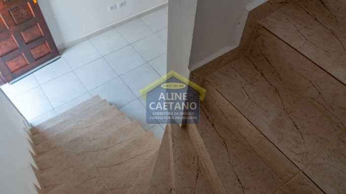 casa de condomínio com 2 dorms, antártica, praia grande - r$ 190 mil, cod: ac4021 - vac4183