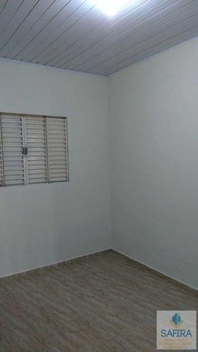 casa de condomínio com 2 dorms, cidade boa vista, suzano - r$ 137.000,00, 0m² - codigo: 797 - v797