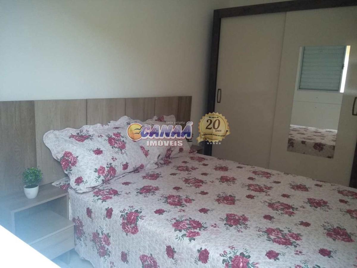 casa de condomínio com 2 dorms, gaivotas, itanhaém - r$ 150 mil, cod: 6813 - v6813