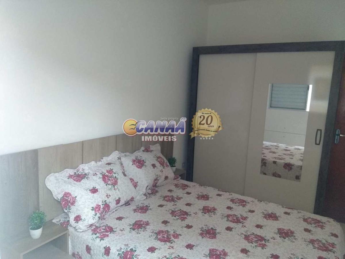 casa de condomínio com 2 dorms, gaivotas, itanhaém - r$ 150 mil, cod: 6861 - v6861