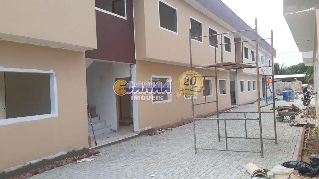 casa de condomínio com 2 dorms, gaivotas, itanhaém - r$ 150 mil, cod: 6862 - v6862