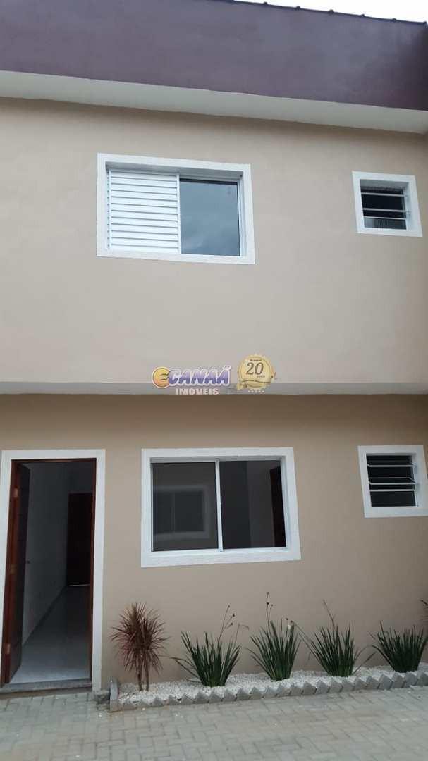 casa de condomínio com 2 dorms, gaivotas, itanhaém - r$ 150 mil, cod: 6867 - v6867
