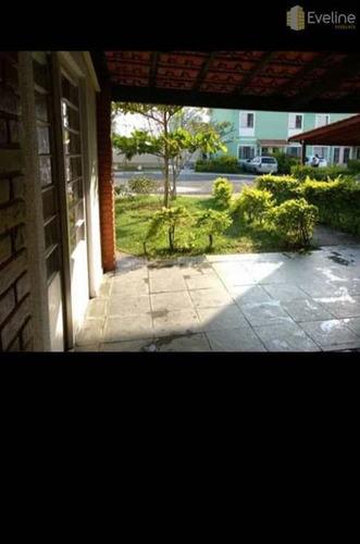casa de condomínio com 2 dorms, jardim bela vista, mogi das cruzes - r$ 223 mil, cod: 1111 - v1111