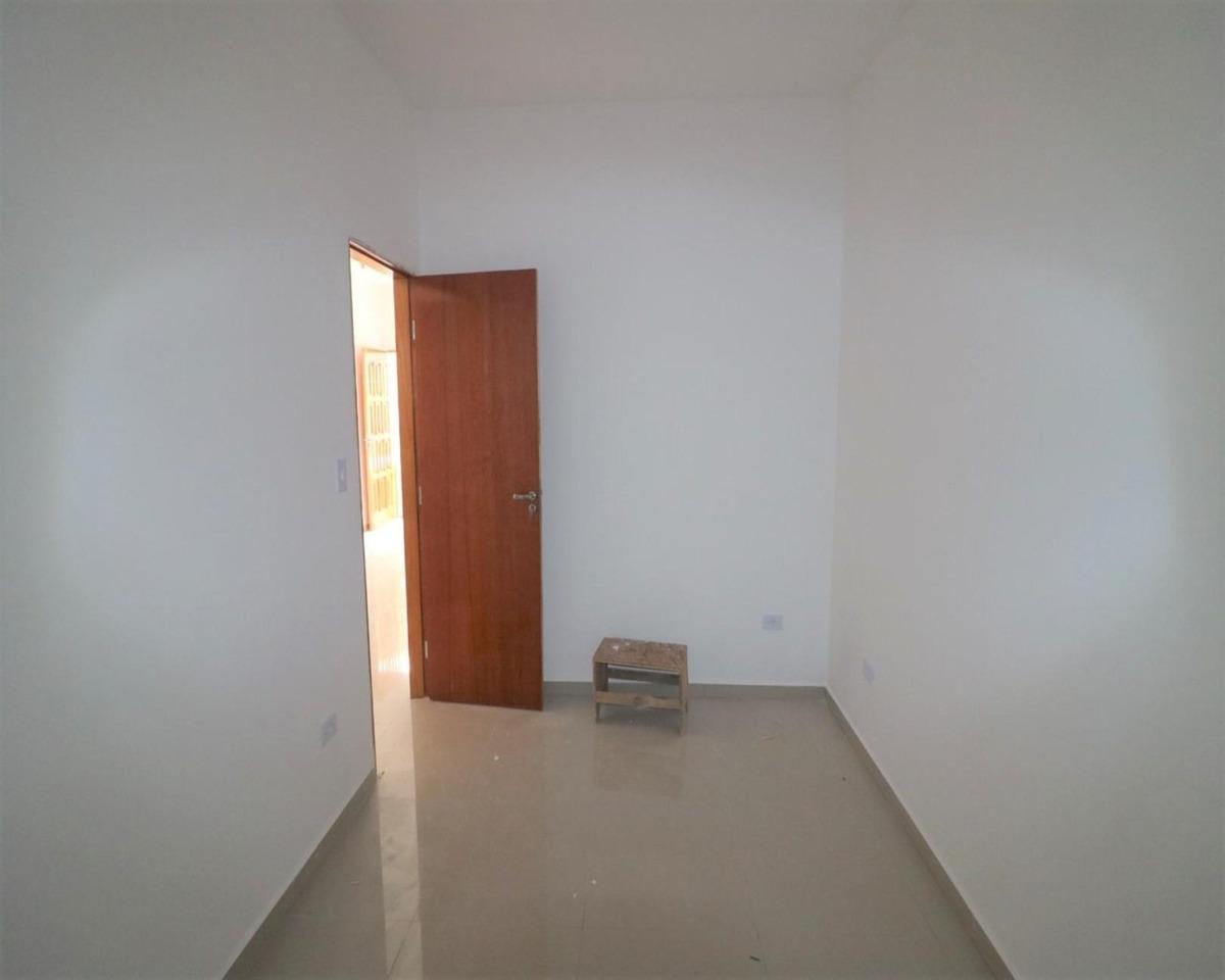 casa de condomínio com 2 dorms, sítio do campo, praia grande - r$ 210 mil, cod: 406 - 406 - 34225622