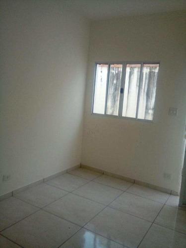 casa de condomínio com 2 dorms, tude bastos (sítio do campo), praia grande - r$ 170.000,00, 52m² - codigo: 412380 - v412380