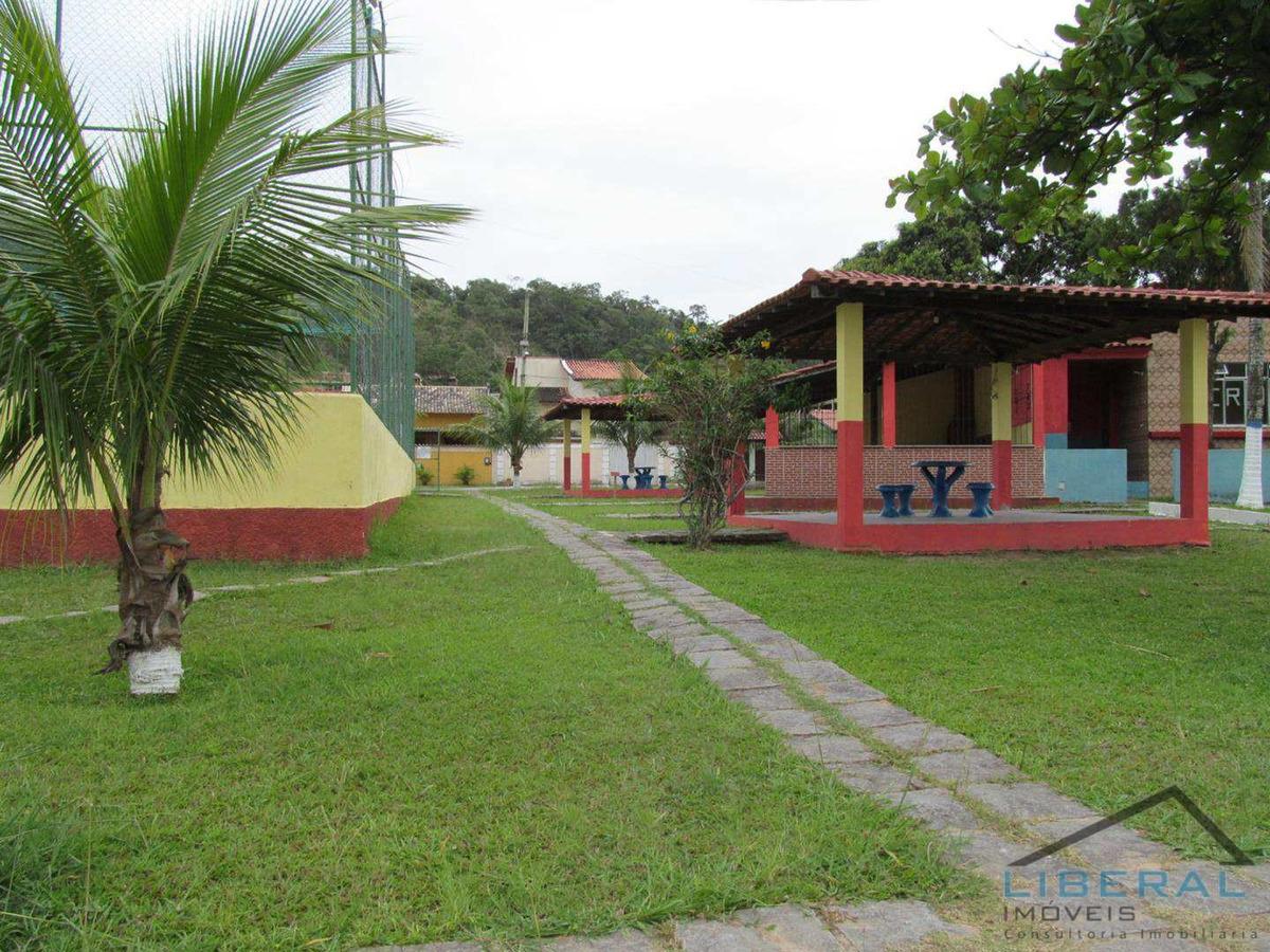 casa de condomínio com 2 dorms, várzea das moças, niterói - r$ 220 mil, cod: 128 - v128