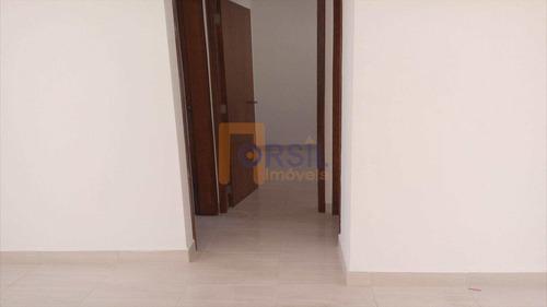 casa de condomínio com 2 dorms, vila brasileira, mogi das cruzes - r$ 169 mil, cod: 1195 - v1195
