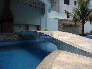 casa de condomínio com 3 dorms, canto do forte, praia grande - r$ 450 mil, cod: al0127 - vac4193