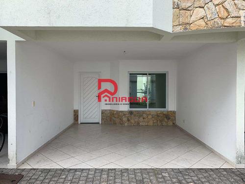 casa de condomínio com 3 dorms, canto do forte, praia grande - r$ 520 mil, cod: 262 - v262