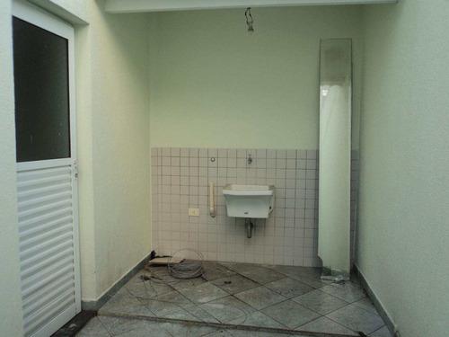 casa de condomínio com 3 dorms, canto do forte, praia grande - r$ 520.000,00, 132m² - codigo: 412509 - v412509
